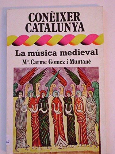 MUSICA. MEDIEVAL. Aquest llibre tracta de donar per primera vegada una idea general de la música catalana a l'Edat Mitjana, moment en què Catalunya era un dels centres musicals mès importants d'Occident: nucli del moviment trobadoresc, lloc on la cas...