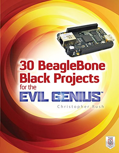 30 BeagleBone Black Projects for the Evil Genius (English Edition) Bluetooth Personal Air