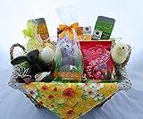 Geschenkidee Geschenkkörbe - Ostern Präsentkorb Geschenkkorb
