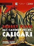 Das Cabinet des dr. Caligari. DVD. Con libro [Lingua tedesca]