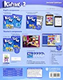 Image de Kid's Box for Spanish Speakers Level 2 Activity Book with CD-ROM and Language Portfolio Second Edition