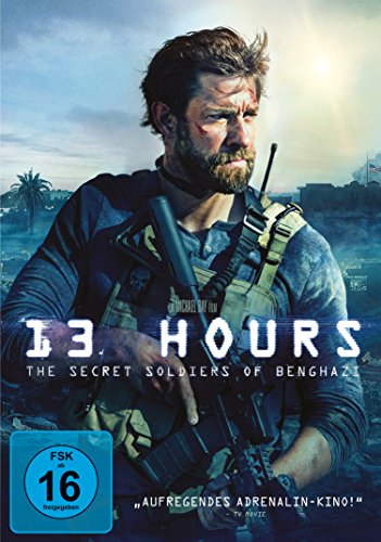 Bild von 13 Hours - The Secret Soldiers of Benghazi