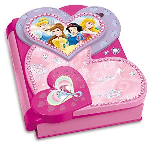 IMC Toys - 210400 - Jeu Electronique - Agenda Secret Électronique - Disney Princesse 8421134210622