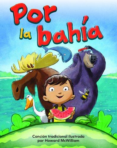 Por La Bahia (Down by the Bay) Lap Book (Spanish Version) (Los Oceanos (Oceans)) (Literacy, Language, & Learning: Early Childhood Themes) por Jason Peltz