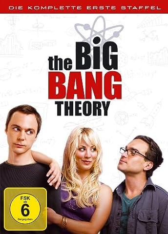 The Big Bang Theory - Die komplette erste Staffel [3