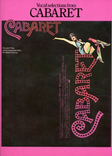 John Kander: Cabaret - Vocal Selections