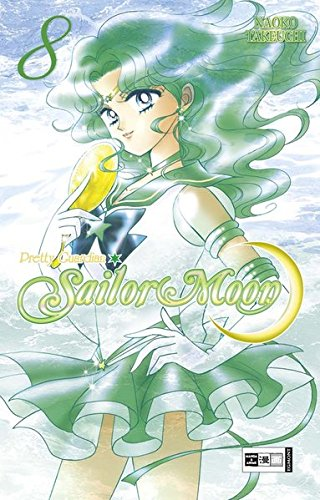 Pretty Guardian Sailor Moon 08 (Sailor Manga Moon)