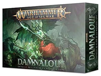 Games Workshop Damnalouf 80-30-01- Warhammer Age of Sigmar - Français