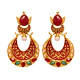 Vendee Fashion Gold Plated Earrings (792...