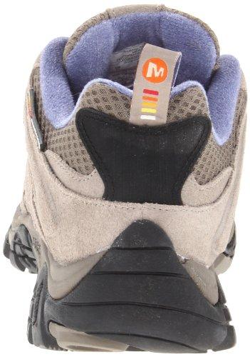 Merrell Moab Ventilator, Baskets Basses femme Aluminum/Marlin