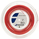 Babolat RPM Blast Rough 200 m String, Unisex, RPM Blast Rough 200M, Red - (Rouge Fluo)