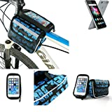 Fahrrad Rahmentasche für Allview X3 Soul Mini,