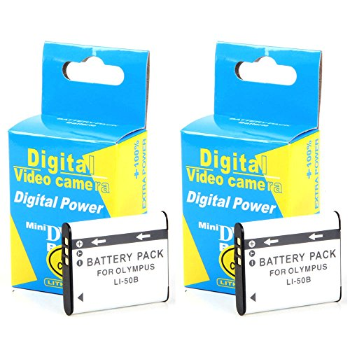 Disko - 2X Batería GB-50 GB50 925mAh para GE General Electric General Imaging: Powerflex 3D 10502, G100, DV-1