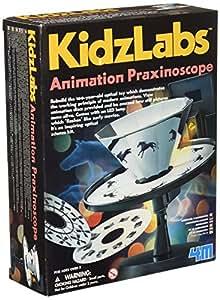 4M Animation Praxinoscope