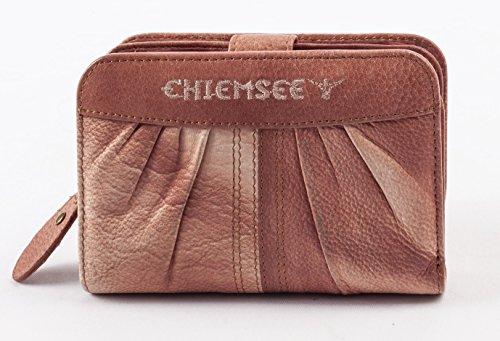 Chiemsee Shabby Chic miniportafoglio 12,5 cm cognac