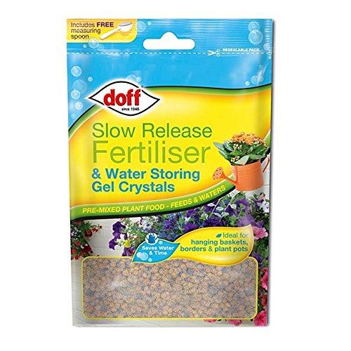 Pack Doff Slow Release Fertilizer & Water Storing Gel Crystals 250g