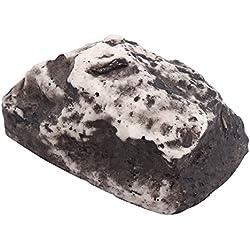 Caja de Llaves Ocultas Caja en Forma de Piedra para Oculta Caja Fuerte para Llave