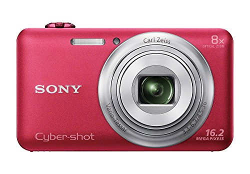 Sony DSC-WX80 Point And Shoot Red
