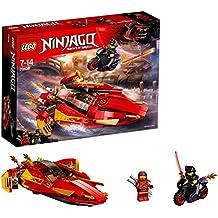 LEGO Ninjago - Lego Catana V11, única (70638)