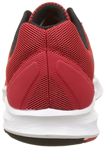 Nike Herren Downshifter 7 Laufschuhe Rot (Universal Red/Black/White)