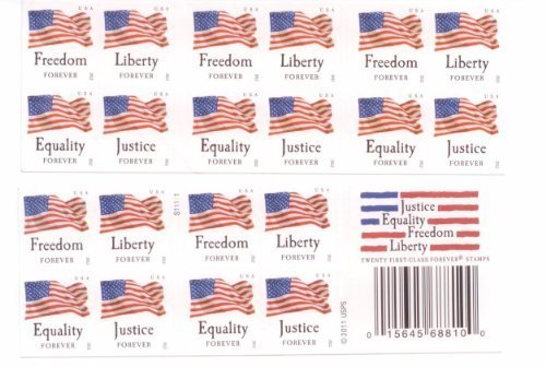 usps-forever-stamps-four-flags-booklet-of-20-postage-stamps