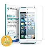 smartect Protection d'Écran en Verre Trempé pour iPod Touch 7G / 6G / 5G [2X Mat] -...