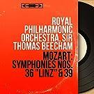 Mozart: Symphonies Nos. 36
