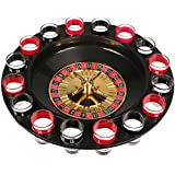 High Quality Roulette Drinking Party Game Set With Shot Glasses