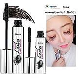 Produkt-Bild: OMart 4D Mascara Schwarz Natürliche Lange Wimperntusche Intensive Lange Natürliche Wimpern Wasserdicht