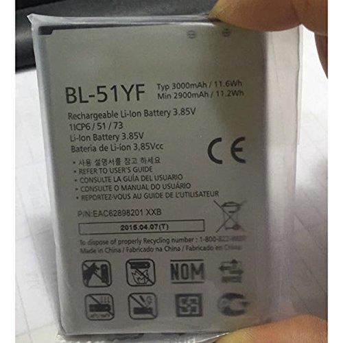 LG - Bateria Original bl-51yf para g4 h815 / g4 (Stylus) h635, 2900 mah, Bulk