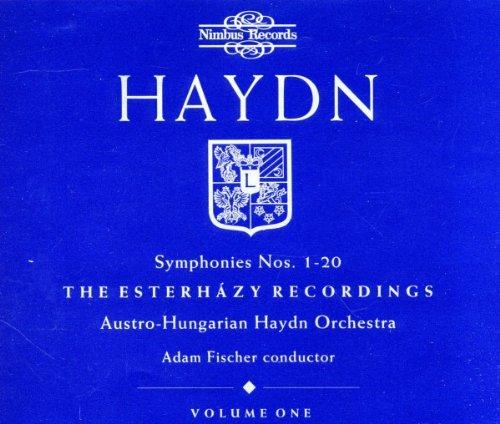Preisvergleich Produktbild Sinfonie 1-20 Vol. 1