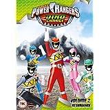 Power Rangers Dino Charge Resu