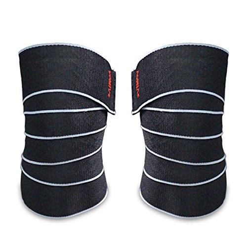 Knee Wraps (Pair) – Wraps