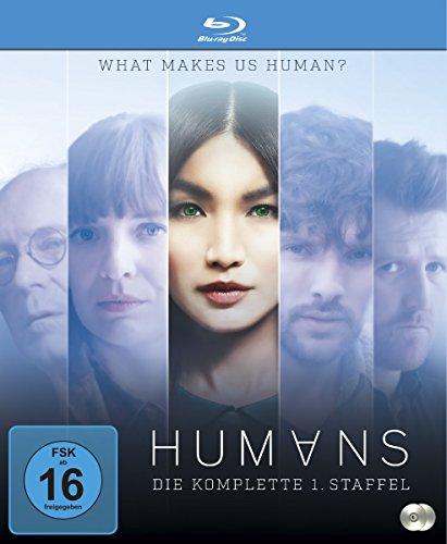 Humans - Die komplette Staffel 1 [Blu-ray]