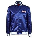 New Era New York Giants Forever 90s Satin NFL Jacke Blau, S