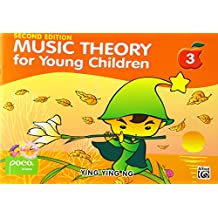 Music Theory For Young Children Book 3 Revised Edition: Noten (Poco Studio Edition, Band 3)