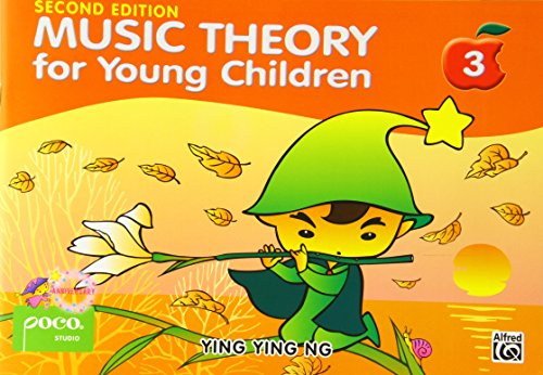 Music Theory for Young Children Book 3 (Poco Studio Edition)