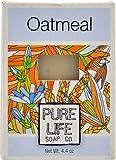 Pure Life Soap Oatmeal 4.4 oz - Vegan