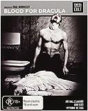 Blood for Dracula ~ Andy Warhol (1974) Blu-ray (REGION B)