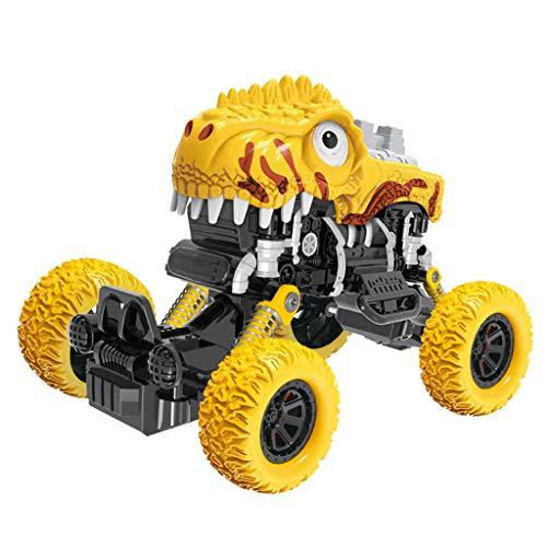 holitie Kinder Ferngesteuertes Auto RC Auto Modell Auto Radio Control Rennwagen Geländewagen Spielzeug Auto,Trägheit Allradantrieb Geländewagen-Simulationsmodell Toy Baby Car Model