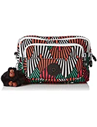 Kipling Multiple Riñonera de Marcha, Multicolor (Tropic Palm CT)