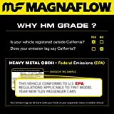 MagnaFlow 23227 Direct Fit Catalytic Converter (Non CARB compliant)