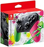 Nitendo Switch Pro Controller Splatoon 2 Edition Japan Import