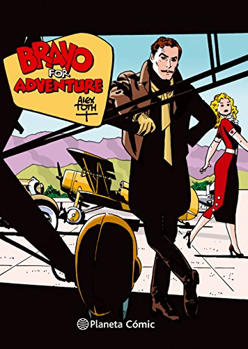 Bravo for Adventure de Alex Toth por Alex Toth