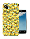 c1174 - Emoji Smiley Faces Crying Collage Design Wiko Sunny
