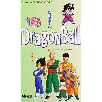 Dragonball tome N° 19 - Végéta