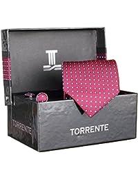 Torrente - Cravate Coffret Cofc38 Rouge