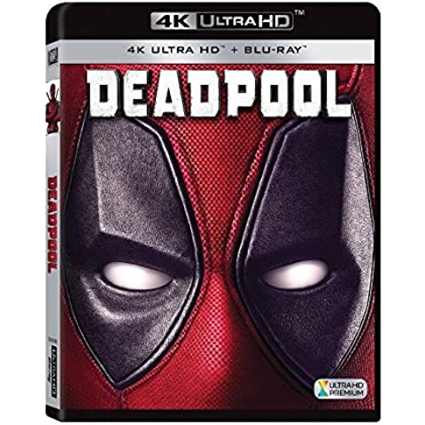 Deadpool Blu-ray 4K UHD