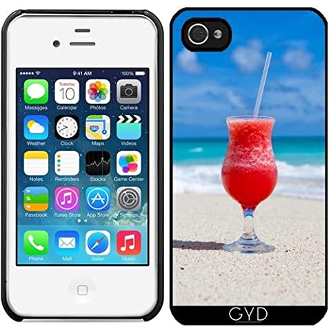 Coque pour Iphone 4/4S - Plage Voyage De Vacances by WonderfulDreamPicture