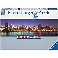 Ravensburger - New York Skyline panorama, puzzle de 2000 piezas (16694 7)
